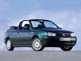 Fotos de Volkswagen Golf III Cabriolet Last Edition 2002