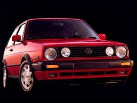 Ver foto 2 de Volkswagen Golf GT 3 Puertas USA 1987