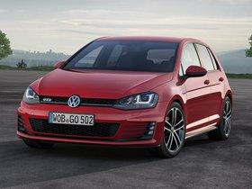 Fotos de Volkswagen Golf 7 GTD 2013