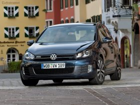 Ver foto 3 de Volkswagen Golf VI GTD 3 puertas 2009