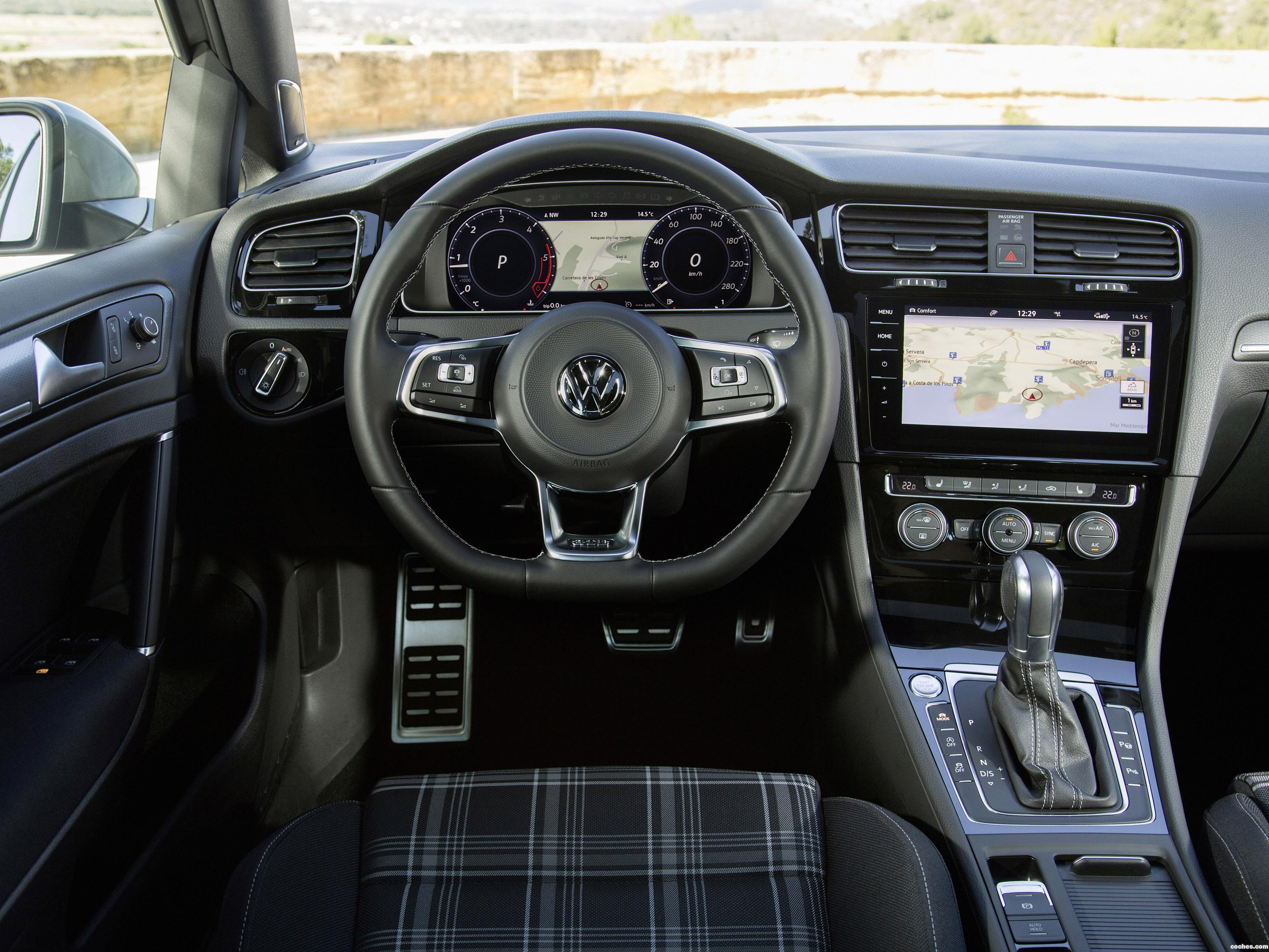 Foto 13 de Volkswagen Golf Variant GTD 2017
