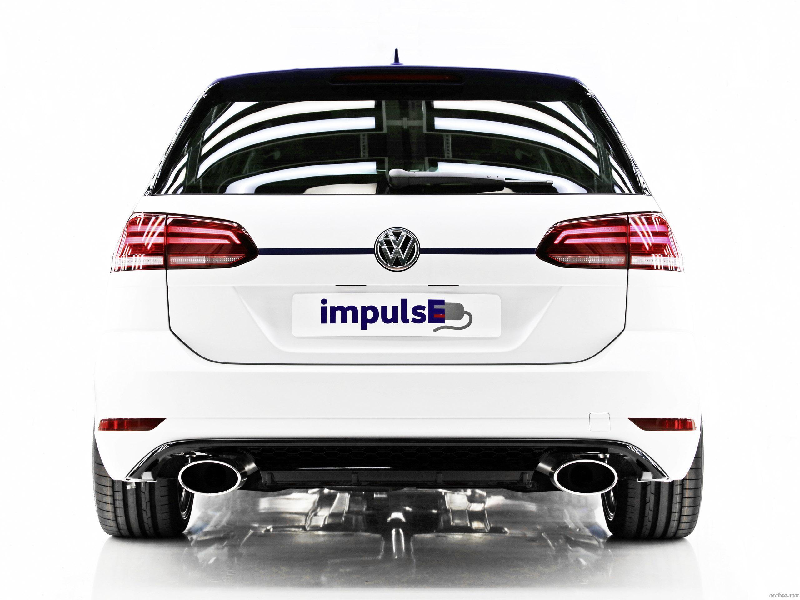 Foto 2 de Volkswagen Golf GTE Variant Impulse  2017