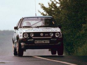 Ver foto 2 de Volkswagen Golf GTI 16V Rally Car 1987
