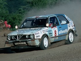Fotos de Volkswagen Golf GTI 16V Rally Car 1987