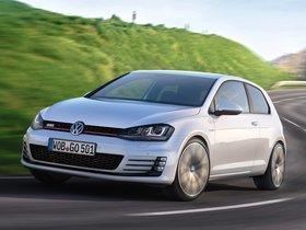 Fotos de Volkswagen Golf 7 GTI 2013