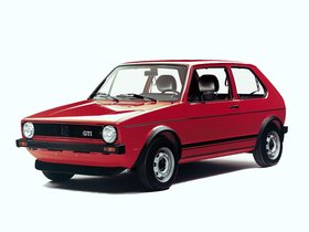 Ver foto 4 de Volkswagen Golf I GTI 5 puertas 1976