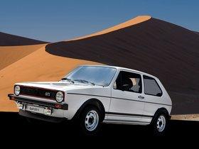 Ver foto 2 de Volkswagen Golf I GTI 5 puertas 1976