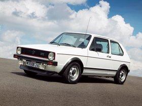 Fotos de Volkswagen Golf I GTI 5 puertas 1976