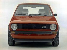 Ver foto 12 de Volkswagen Golf I GTI 5 puertas 1976
