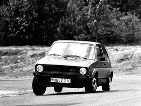 Ver foto 6 de Volkswagen Golf I GTI 5 puertas 1976