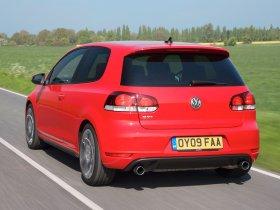 Ver foto 10 de Volkswagen Golf VI GTI 3 puertas UK 2009