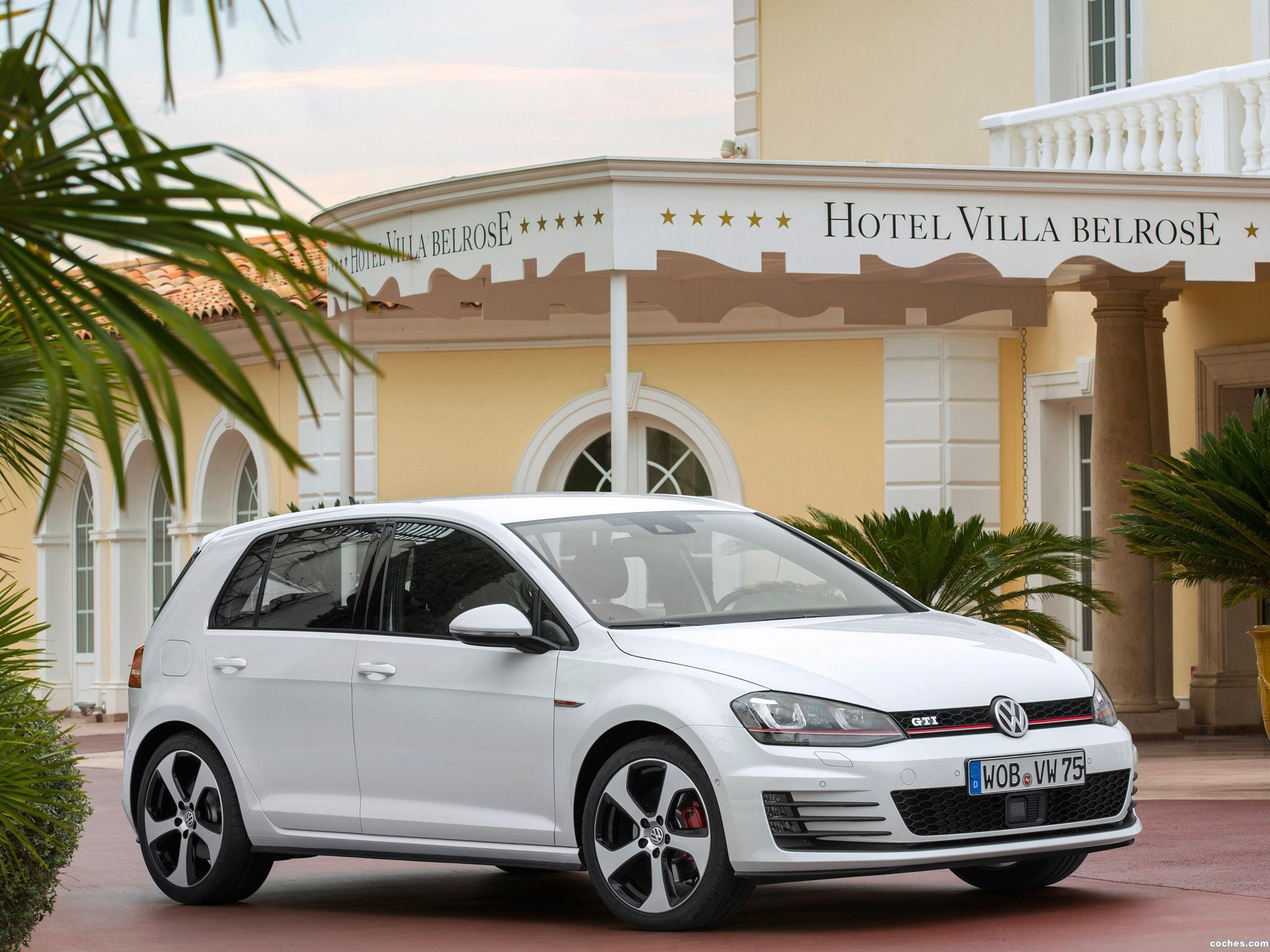 Foto 9 de Volkswagen Golf 7 GTI 5 puertas 2013