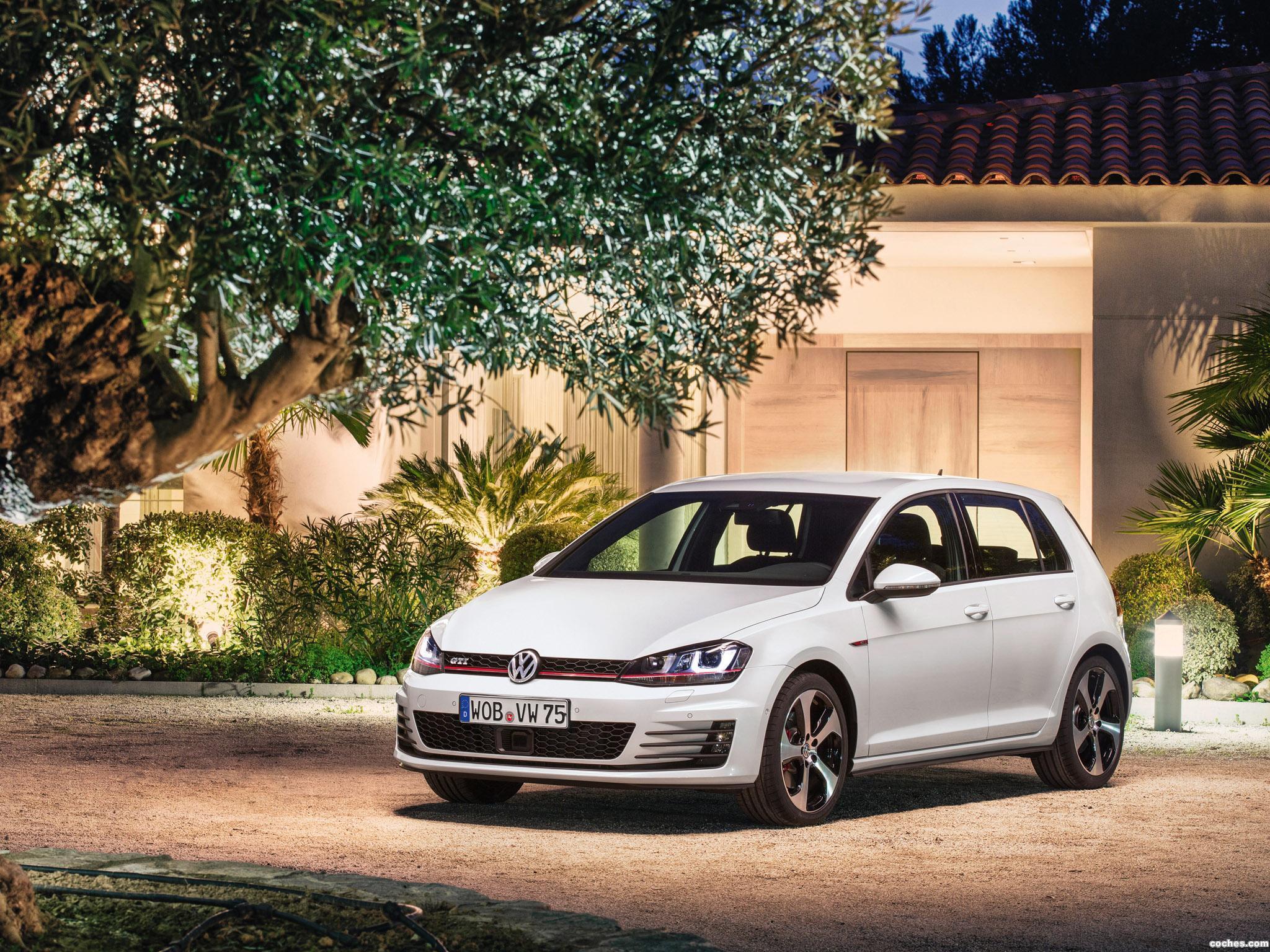 Foto 3 de Volkswagen Golf 7 GTI 5 puertas 2013