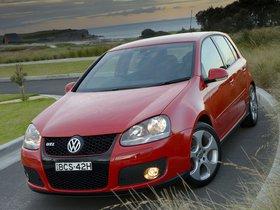 Fotos de Volkswagen Golf GTI 5 Puertas Australia 2005