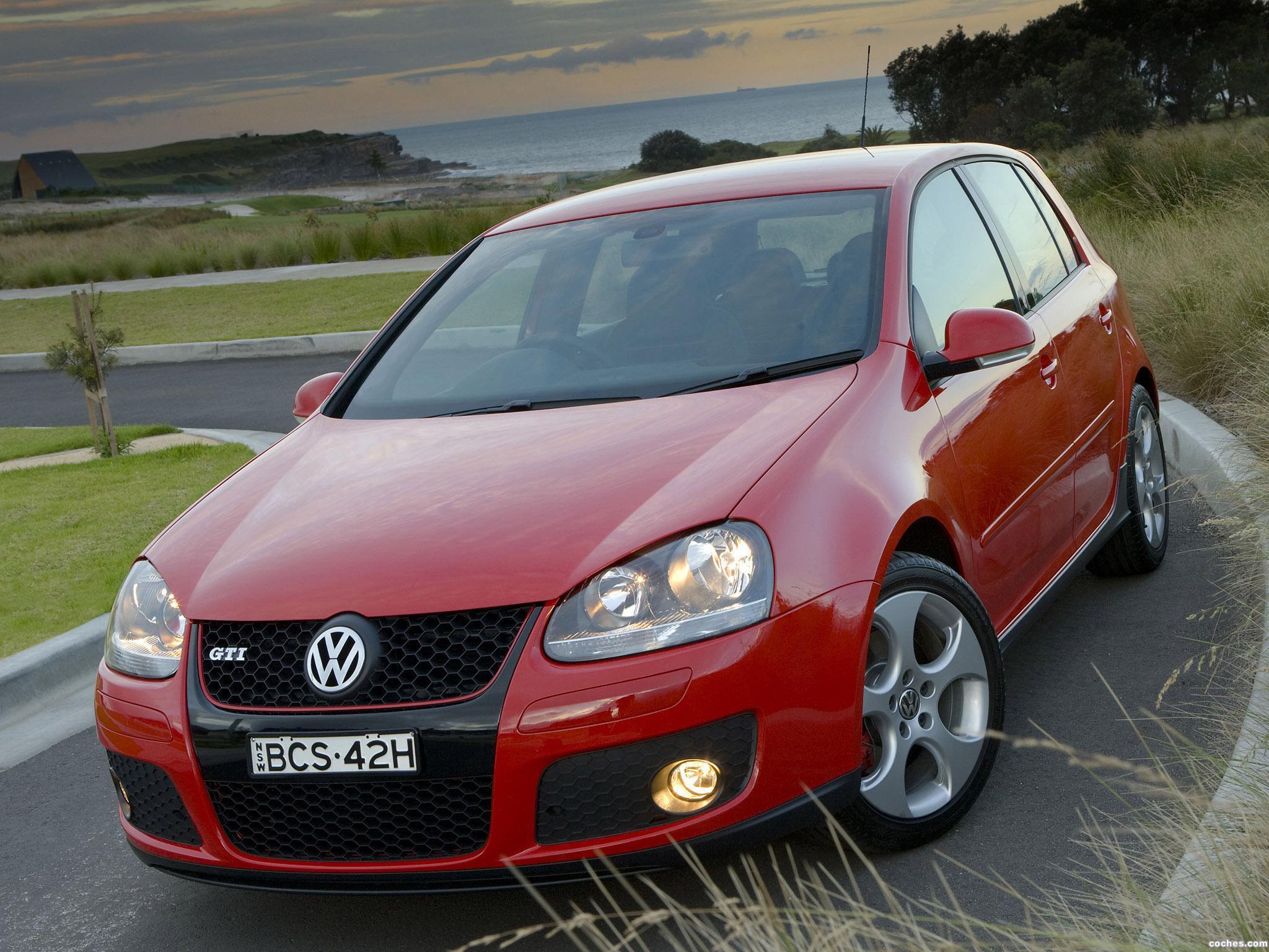 Foto 0 de Volkswagen Golf GTI 5 Puertas Australia 2005