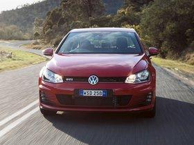 Ver foto 7 de Volkswagen Golf GTI 5 Puertas Australia 2013