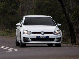 Ver foto 2 de Volkswagen Golf GTI 5 Puertas Australia 2013