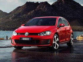 Fotos de Volkswagen Golf GTI 5 Puertas Australia 2013