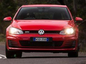 Ver foto 24 de Volkswagen Golf GTI 5 Puertas Australia 2013