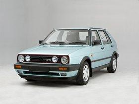 Fotos de Volkswagen Golf GTI 5 puertas UK 1989