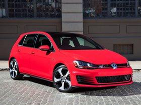 Ver foto 1 de Volkswagen Golf GTI 5 Puertas USA 2014