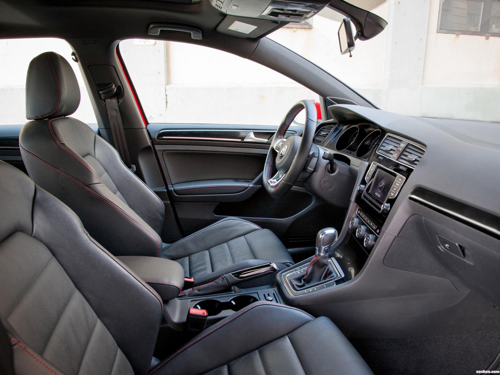 Foto 5 de Volkswagen Golf GTI 5 Puertas USA 2014
