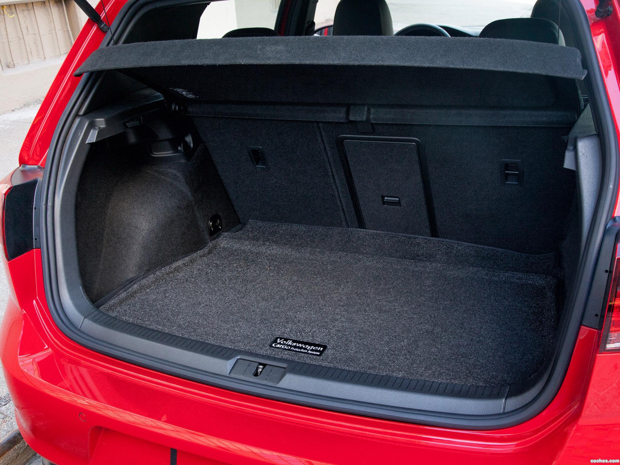 Foto 4 de Volkswagen Golf GTI 5 Puertas USA 2014