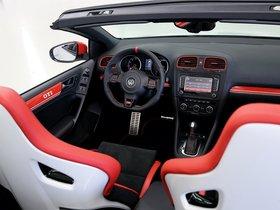 Ver foto 3 de Volkswagen Golf GTI Cabriolet Austria 2013