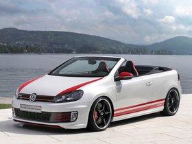 Fotos de Volkswagen Golf GTI Cabriolet Austria 2013