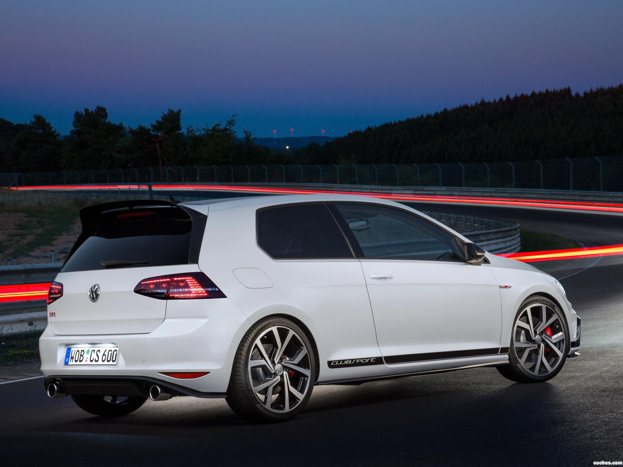 Foto 10 de Volkswagen Golf GTI Clubsport 2015
