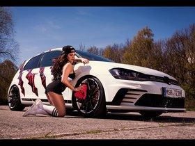 Ver foto 6 de Volkswagen Golf GTI Clubsport Oxigin 2016