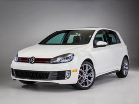 Fotos de Volkswagen Golf GTI Drivers Edition USA 2013