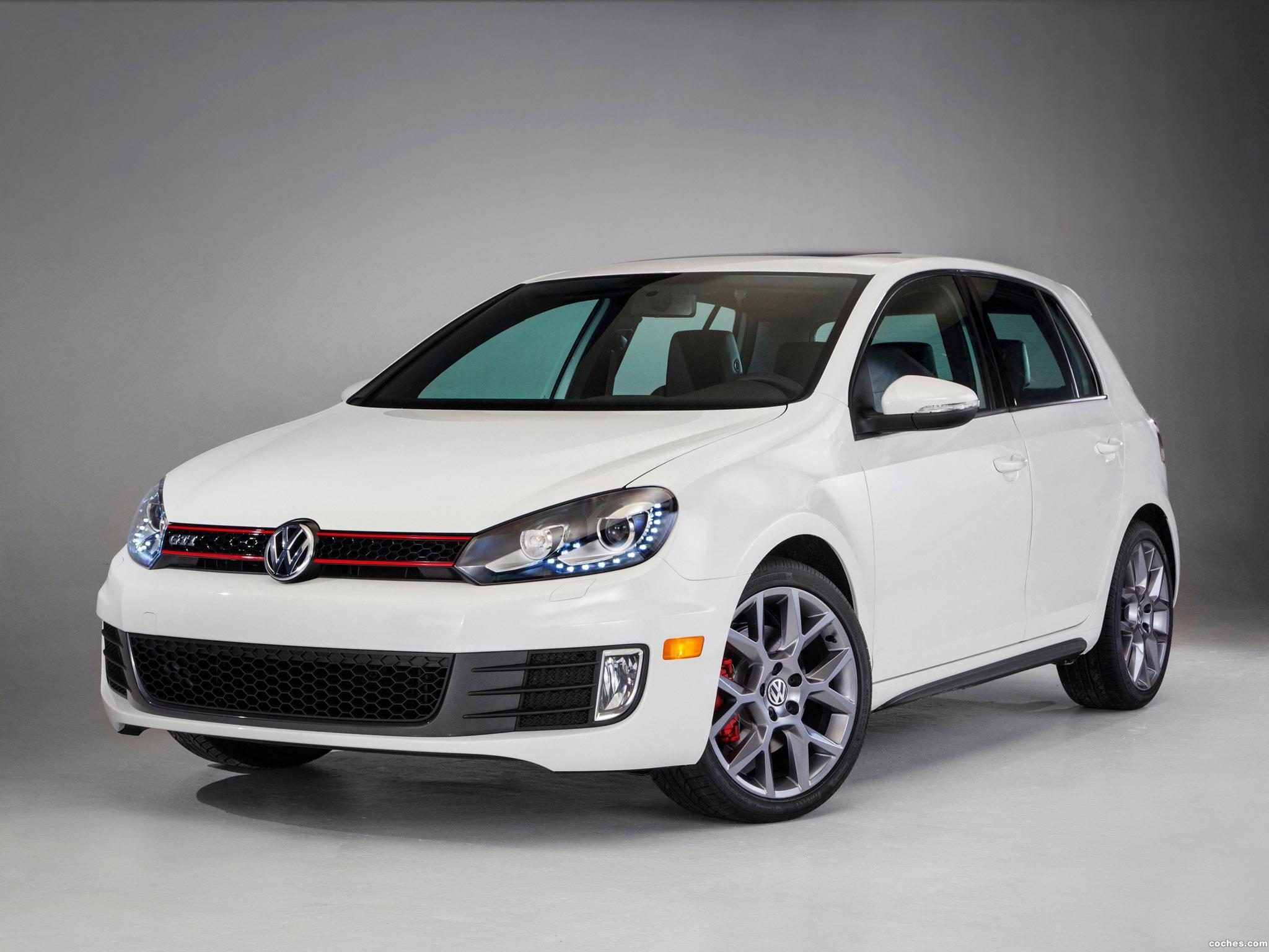 Foto 0 de Volkswagen Golf GTI Drivers Edition USA 2013