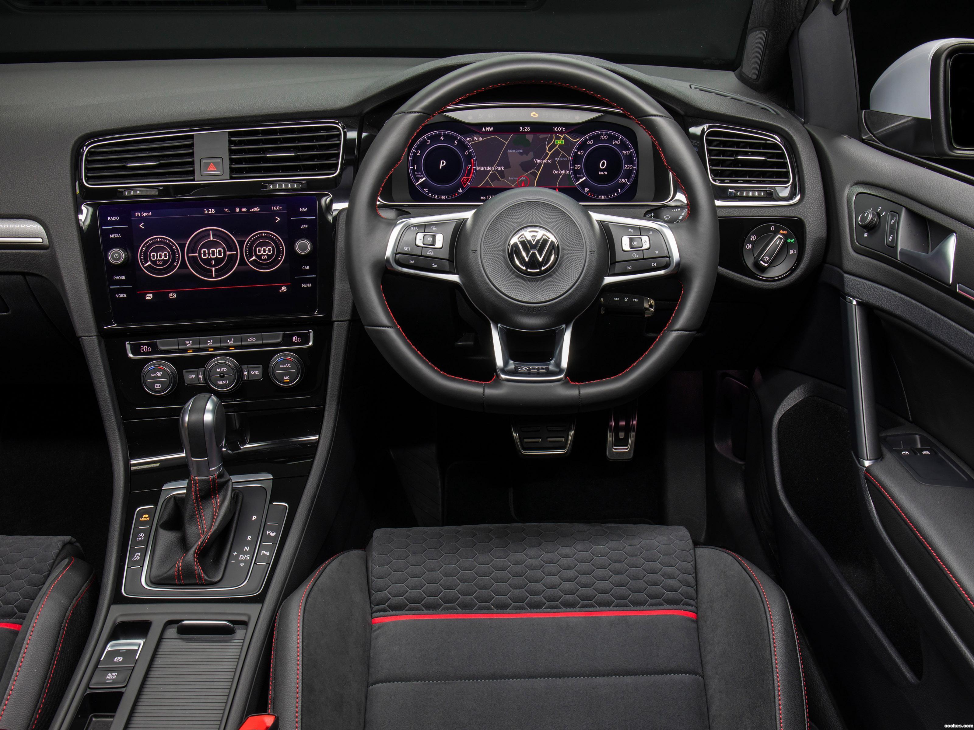 Foto 23 de Volkswagen Golf GTI Performance Edition 3 Puertas Australia 2017