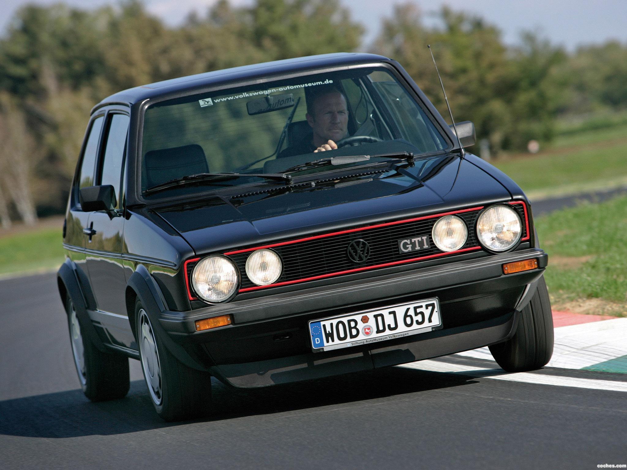 Foto 0 de Volkswagen Golf II GTI Pirelli 1983