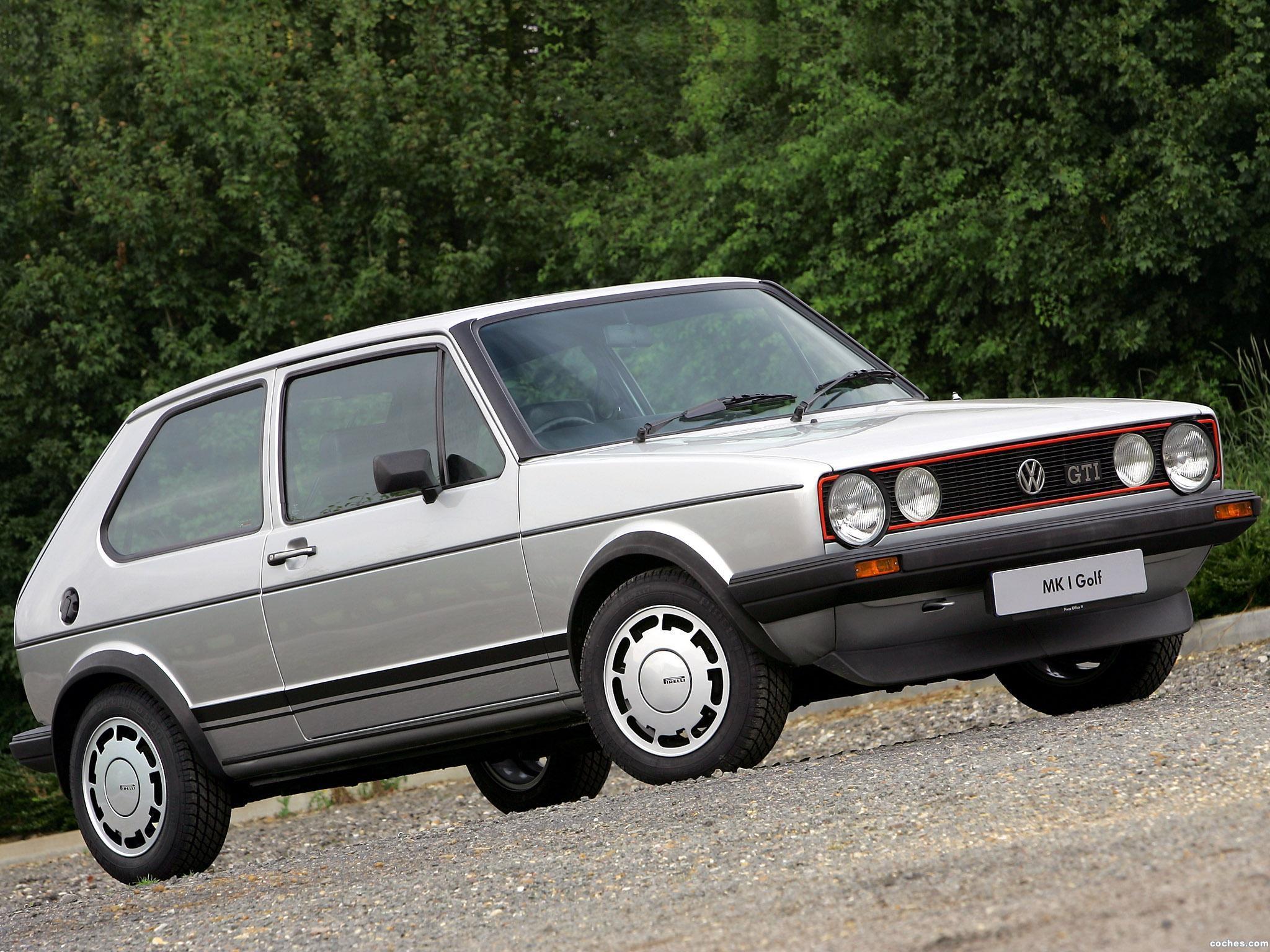 Foto 15 de Volkswagen Golf II GTI Pirelli UK 1983