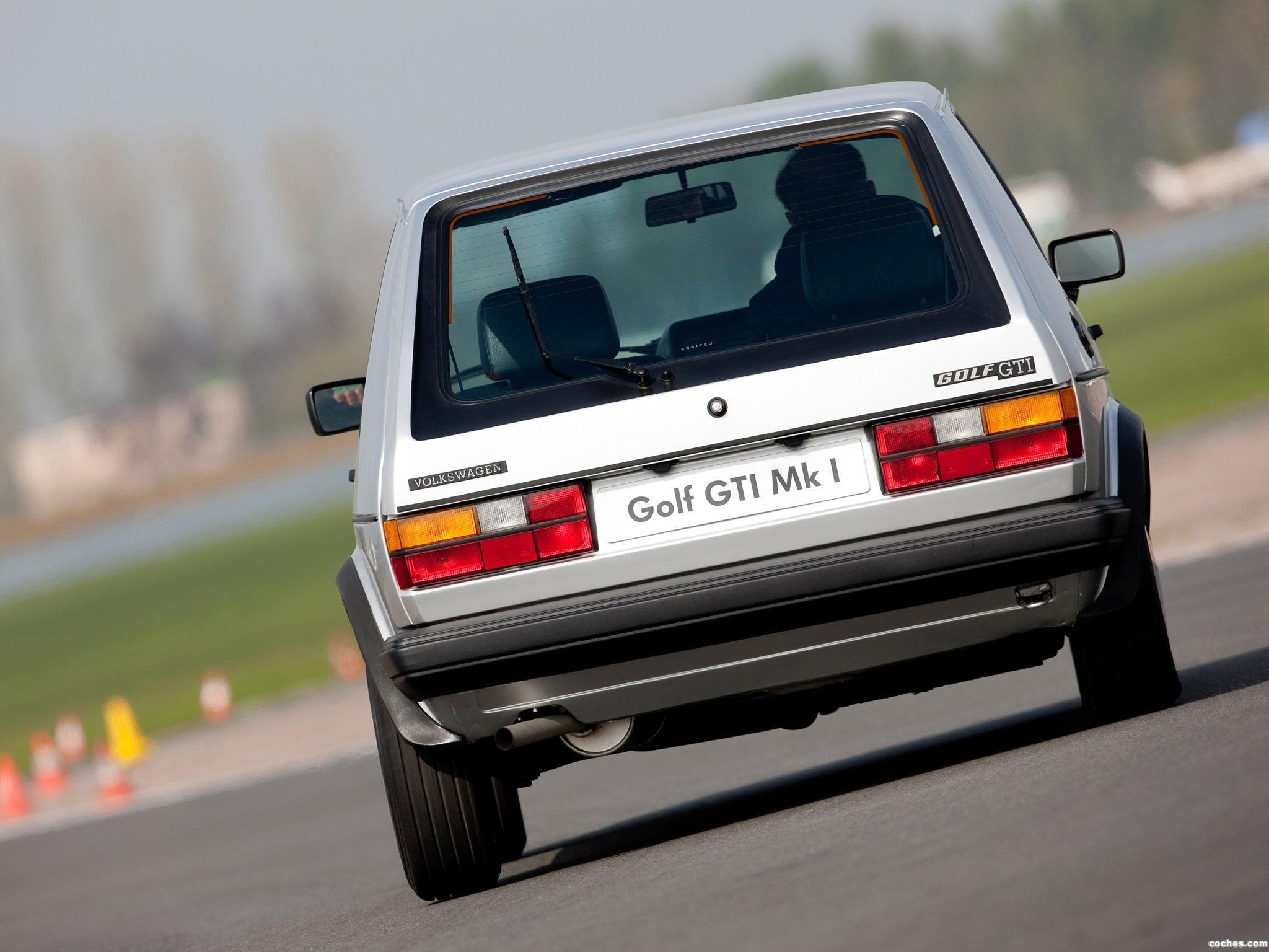 Foto 11 de Volkswagen Golf II GTI Pirelli UK 1983