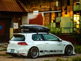 Ver foto 2 de Volkswagen Golf GTI RS Concept 2017