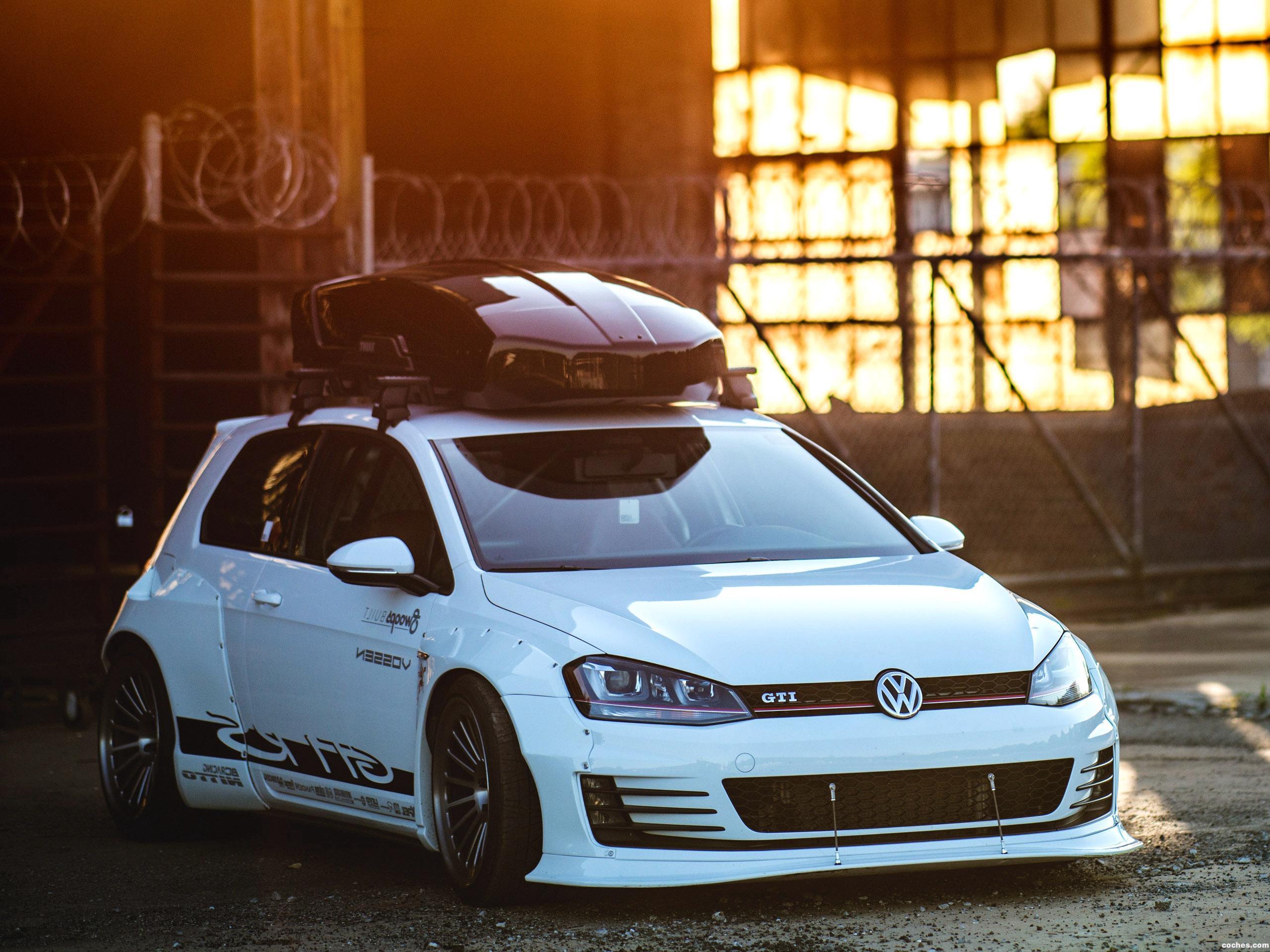 Foto 0 de Volkswagen Golf GTI RS Concept 2017