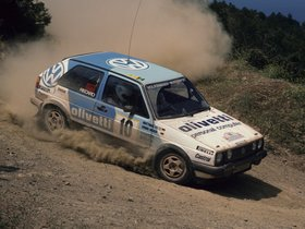 Ver foto 3 de Volkswagen Golf GTI Rally Car 1984