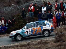 Ver foto 2 de Volkswagen Golf GTI Rally Car 1984