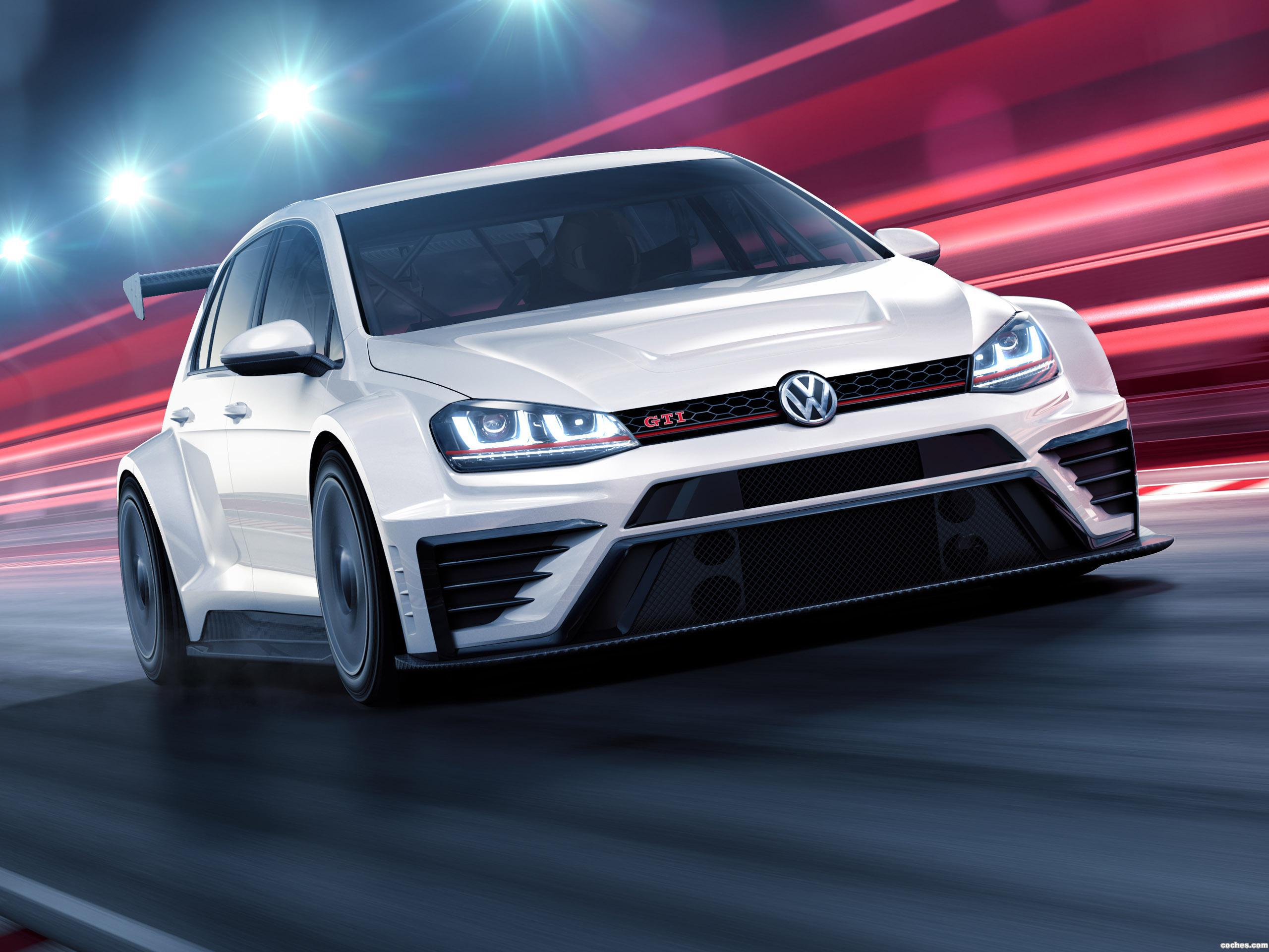 Foto 0 de Volkswagen Golf GTI TCR 2016