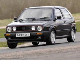 Ver foto 8 de Volkswagen Golf II GTI UK 1989