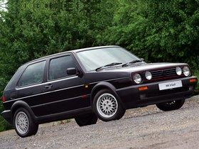 Ver foto 3 de Volkswagen Golf II GTI UK 1989