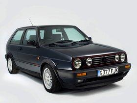 Ver foto 2 de Volkswagen Golf II GTI UK 1989