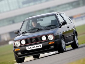 Fotos de Volkswagen Golf II GTI UK 1989