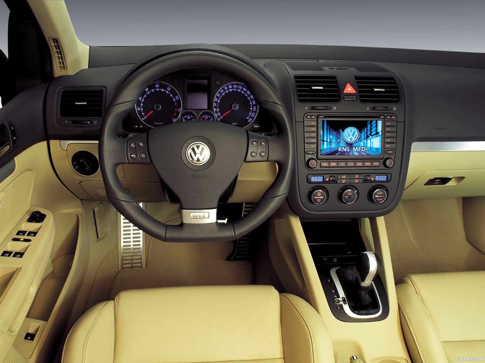 Foto 39 de Volkswagen Golf GTI V 2004