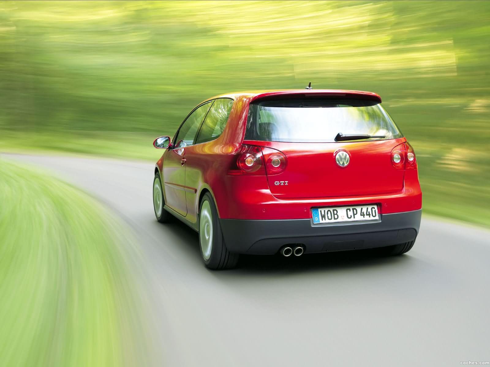 Foto 31 de Volkswagen Golf GTI V 2004