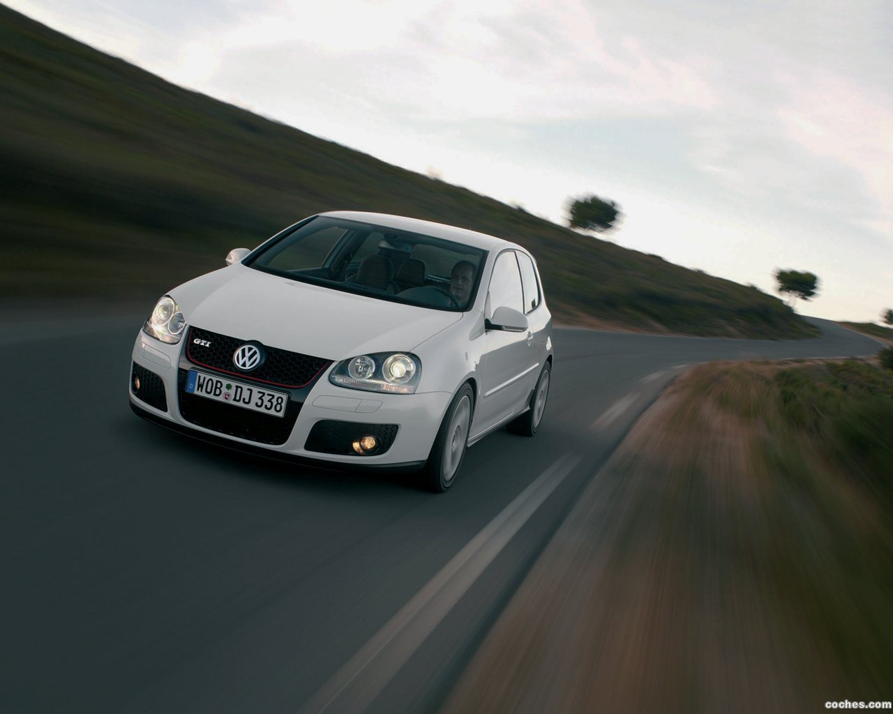 Foto 11 de Volkswagen Golf GTI V 2004
