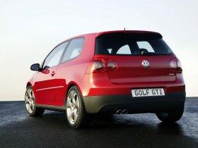Ver foto 2 de Volkswagen Golf GTI V Concept 2003